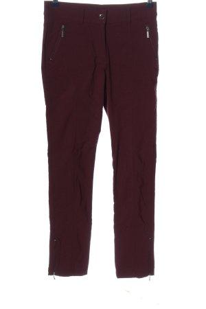 Bonita Jersey Pants red casual look