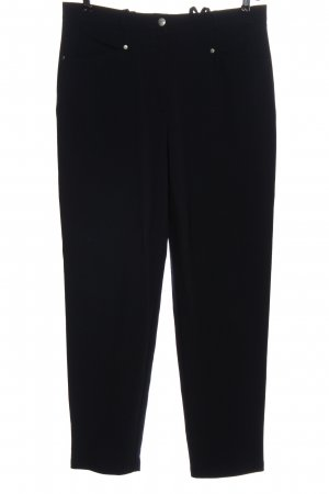 Bonita Pantalone jersey nero stile professionale