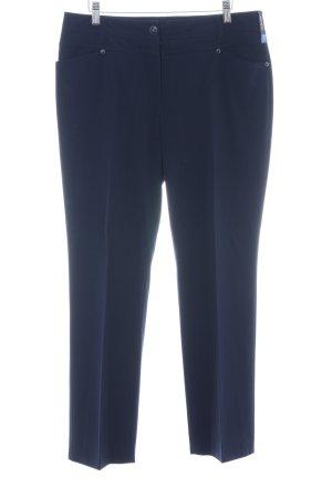 Bonita Stoffhose blau Business-Look