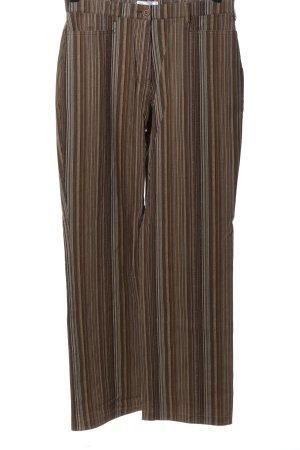 Bonita Jersey Pants striped pattern casual look
