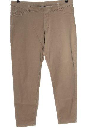 Bonita Jersey Pants brown casual look