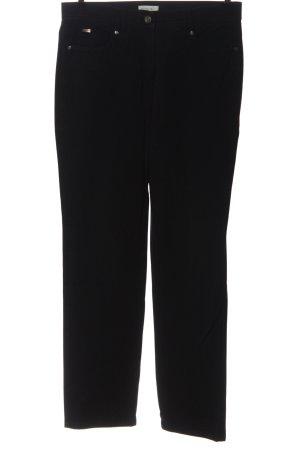 Bonita Jeansy z prostymi nogawkami czarny W stylu casual