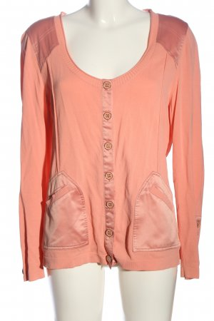 Bonita Strick Cardigan pink Casual-Look