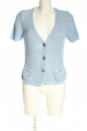 Bonita Strickjacke blau Casual-Look