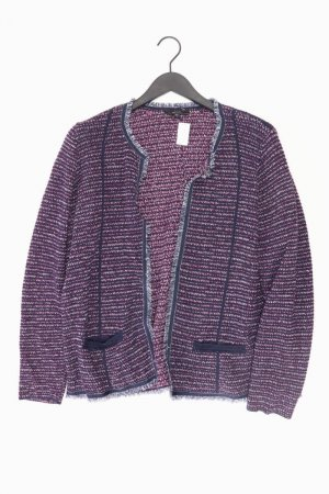 Bonita Strickjacke Größe XL Langarm blau aus Baumwolle