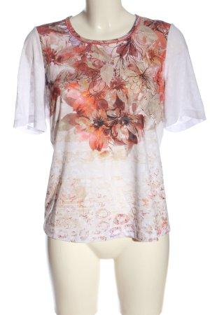 Bonita T-Shirt Allover-Druck Elegant