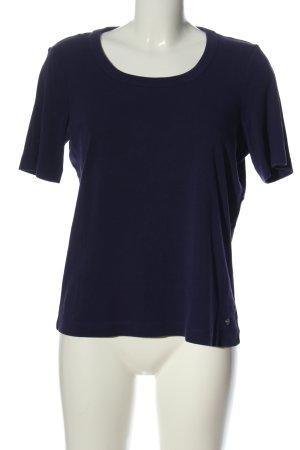 Bonita T-shirt blu stile casual