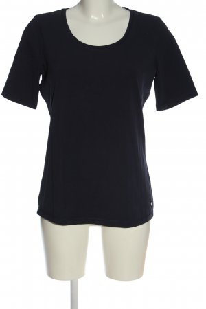 Bonita T-shirt nero stile casual
