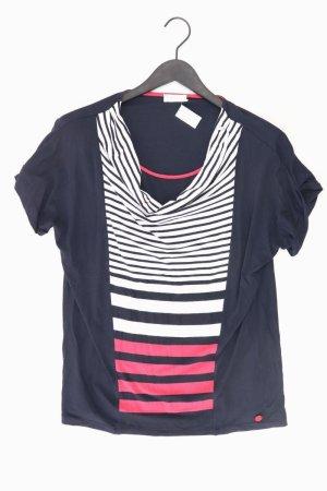 Bonita T-shirt niebieski-niebieski neonowy-ciemnoniebieski-błękitny Wiskoza