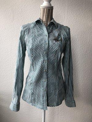 Bonita Taillierte Bluse 38 M Streifen