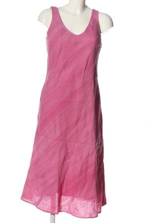 Bonita Pinafore dress pink color gradient casual look