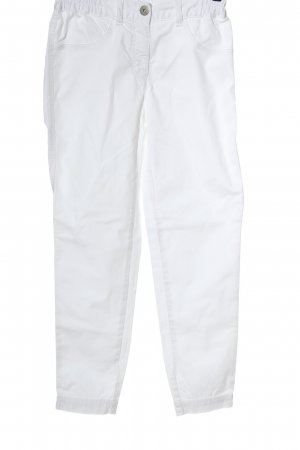 Bonita Treggings blanco look casual