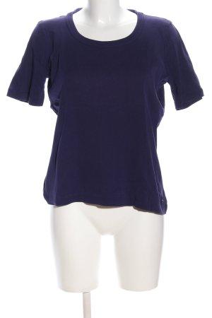 Bonita T-Shirt blau Casual-Look