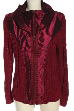 Bonita Kurtka przejściowa czerwony W stylu casual