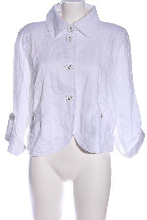Bonita Kurtka przejściowa biały W stylu casual