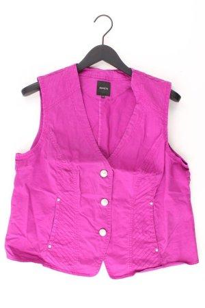 Bonita Jacket lilac-mauve-purple-dark violet cotton