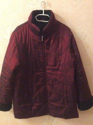 Bonita Softshell Jacket blackberry-red