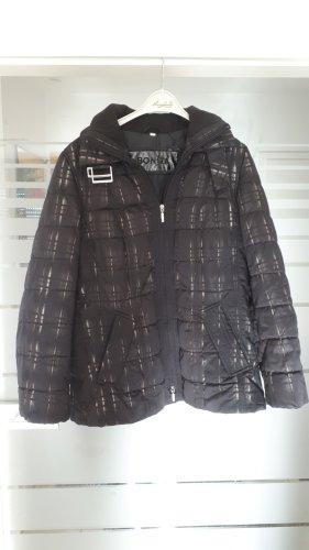 Bonita Giacca invernale nero-argento