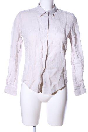 Bonpoint Bluzka z długim rękawem w kolorze białej wełny W stylu casual