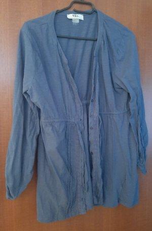Bonprix bpc Bluse Blusenshirt Shirt Jacke Spitze Volant Rüschen