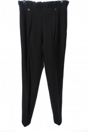 Bonsui Baggy broek zwart zakelijke stijl