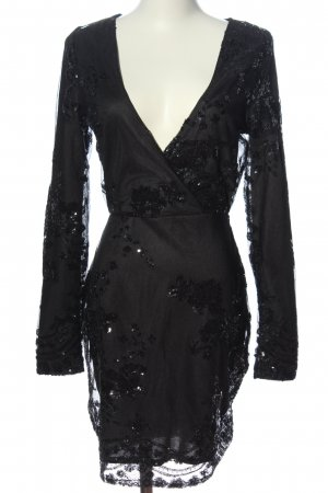 Boohoo Abendkleid schwarz Elegant