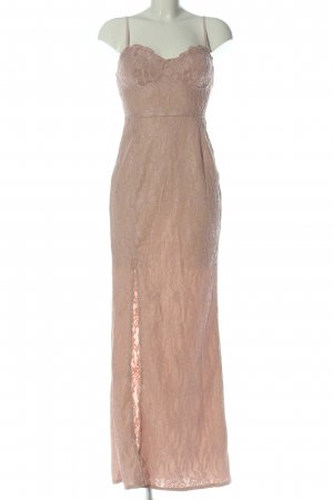 Boohoo Evening Dress pink elegant