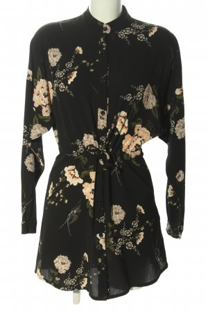 Boohoo Blouse Dress allover print casual look