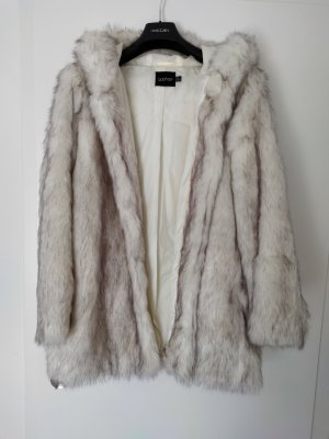 Boohoo Fake Fur Jacket multicolored