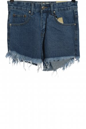 Boohoo Short en jean bleu style décontracté