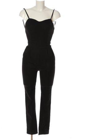 Boohoo Jumpsuit schwarz Casual-Look