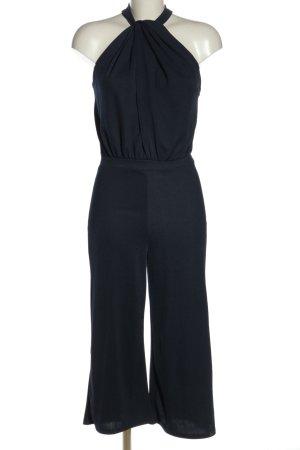 Boohoo Jumpsuit blau Business-Look