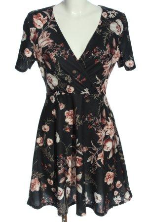 Boohoo Shortsleeve Dress allover print casual look