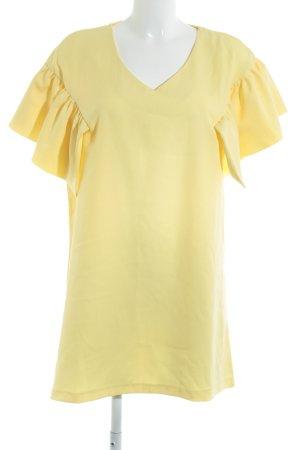 Boohoo Shortsleeve Dress primrose