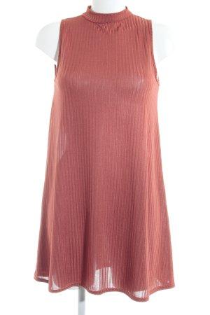 Boohoo Shortsleeve Dress russet elegant