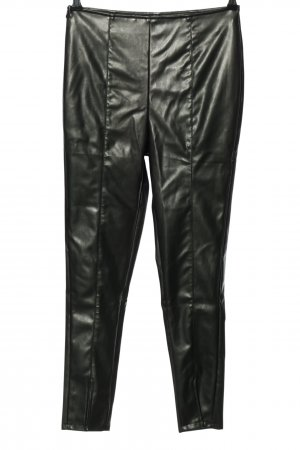 Boohoo Leggings schwarz Casual-Look