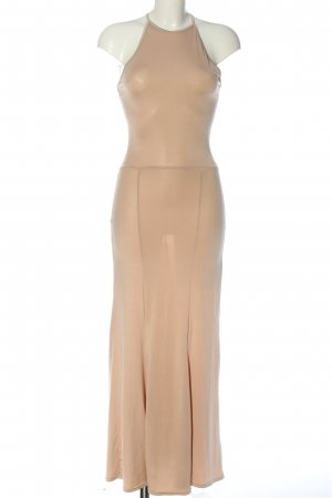 Boohoo Maxi Dress nude elegant