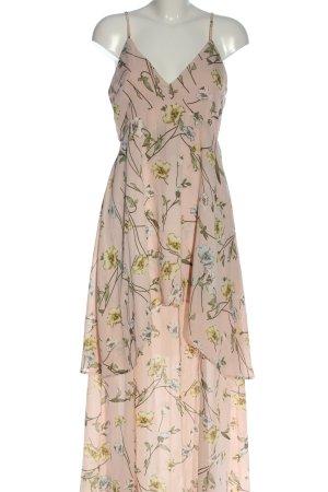 Boohoo Maxi Dress allover print casual look