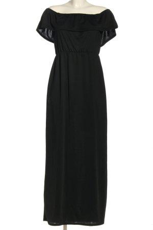 Boohoo Blusenkleid schwarz Elegant