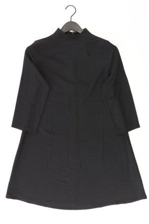 BOOHOO Midikleid Größe 40 3/4 Ärmel schwarz aus Polyester