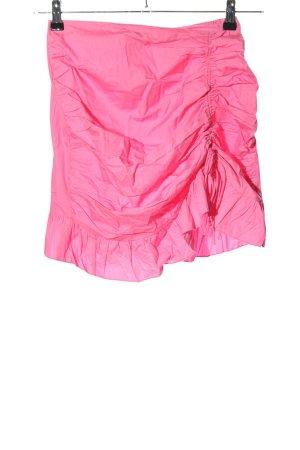 Boohoo Miniskirt pink casual look