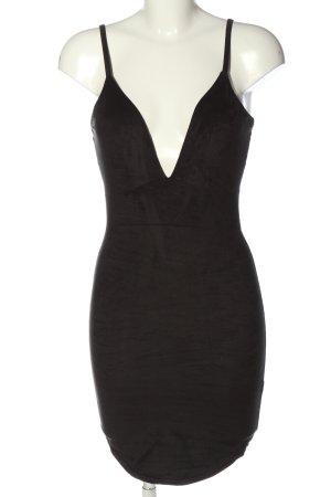 Boohoo night Mini-jurk zwart feest stijl