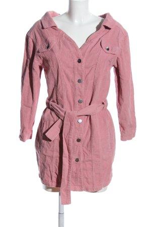 Boohoo Parka pink Casual-Look