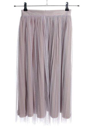 Boohoo Jupe plissée violet style décontracté