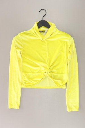 Boohoo T-Shirt yellow-neon yellow-lime yellow-dark yellow polyester