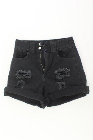 BOOHOO Shorts schwarz Größe 36