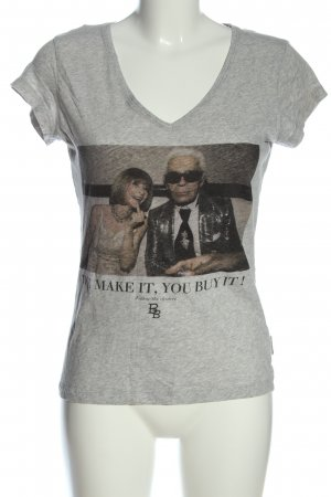 Boom bap Shirt met print gestippeld casual uitstraling
