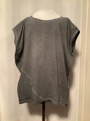 Boom bap Camisa holgada gris