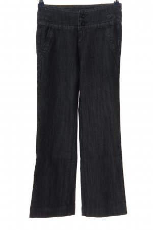 Boom boom Jeans Straight Leg Jeans black casual look