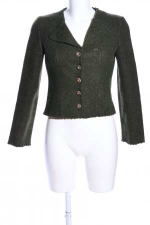 Boos Traditional Jacket khaki flecked casual look